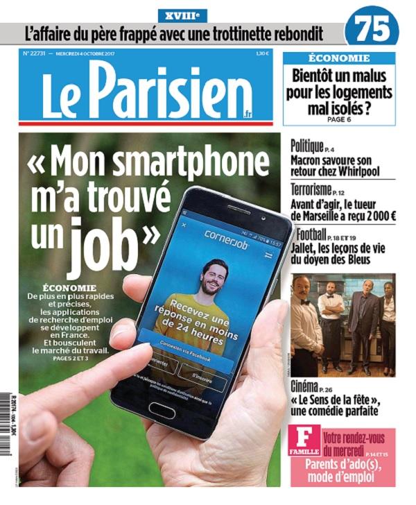 télécharger Le Parisien Du Mercredi 4 Octobre 2017