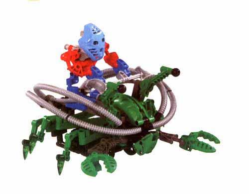 Les prototypes des générations Bionicle 17100406254829289