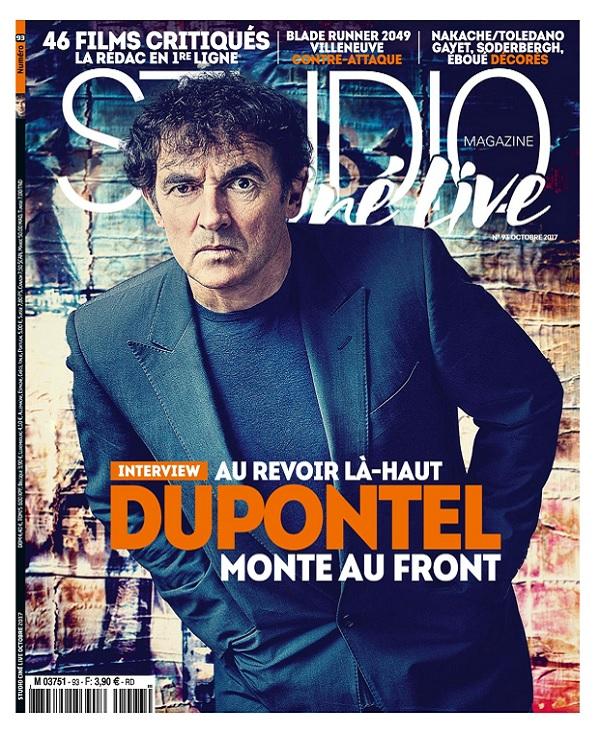 télécharger Studio Ciné Live N°93 - Octobre 2017
