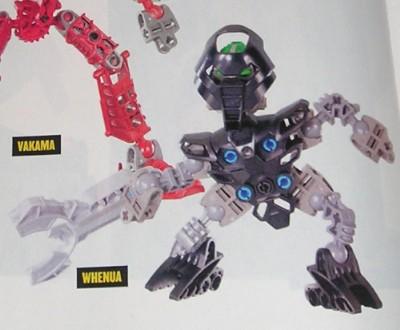 Les prototypes des générations Bionicle 17100406453051915
