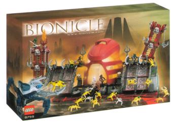 Les prototypes des générations Bionicle 17100407092967287