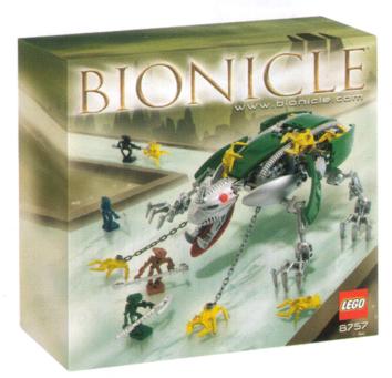 Les prototypes des générations Bionicle 17100407093841472