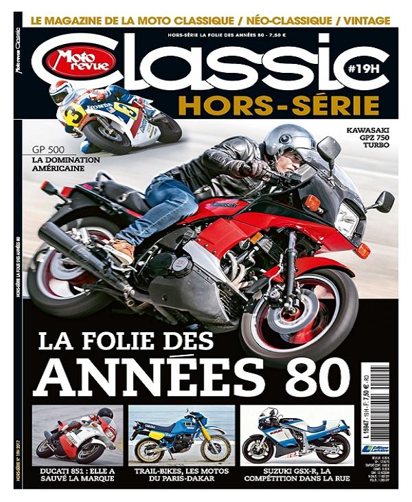 télécharger Moto Revue Classic Hors Série N°19 - La Folie Des Années 80