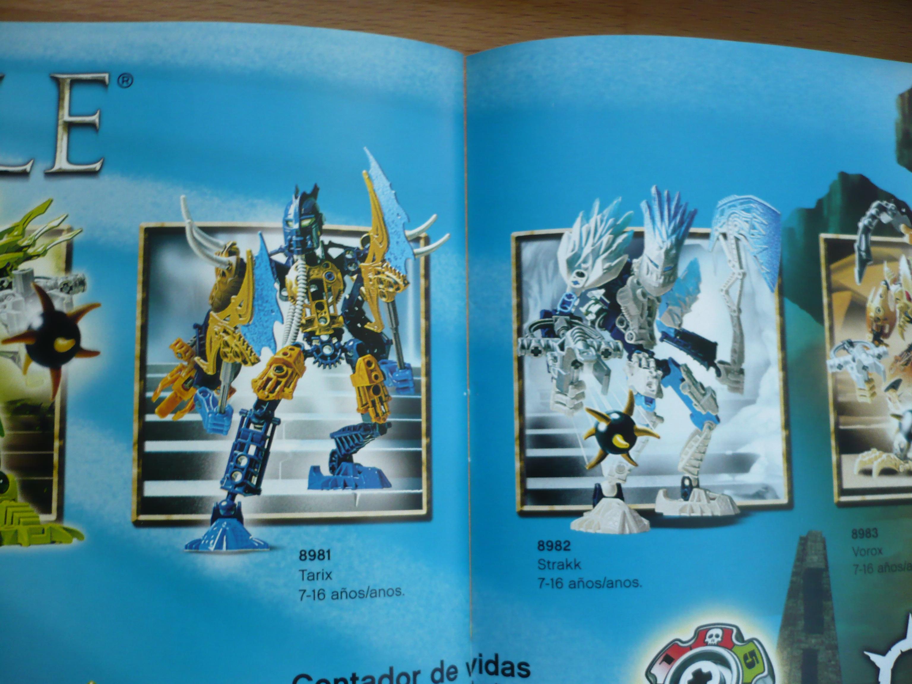 Les prototypes des générations Bionicle 171004085815171971