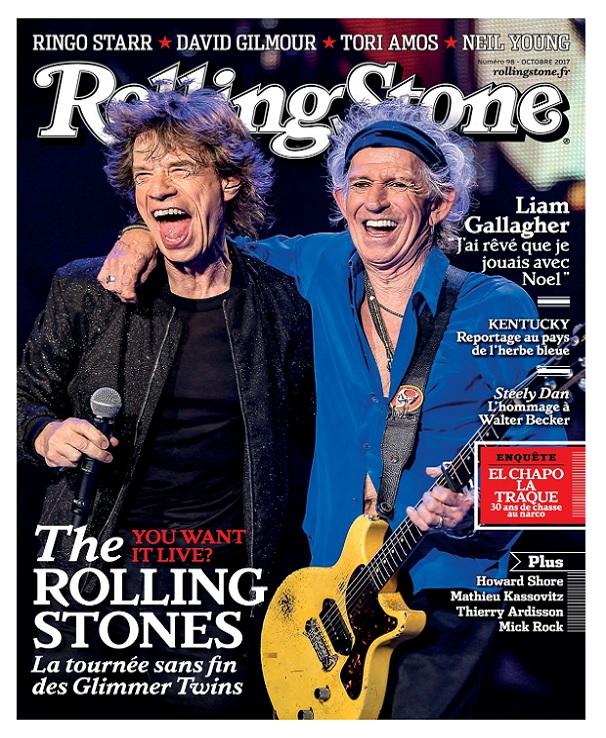 télécharger Rolling Stone N°98 - Octobre 2017