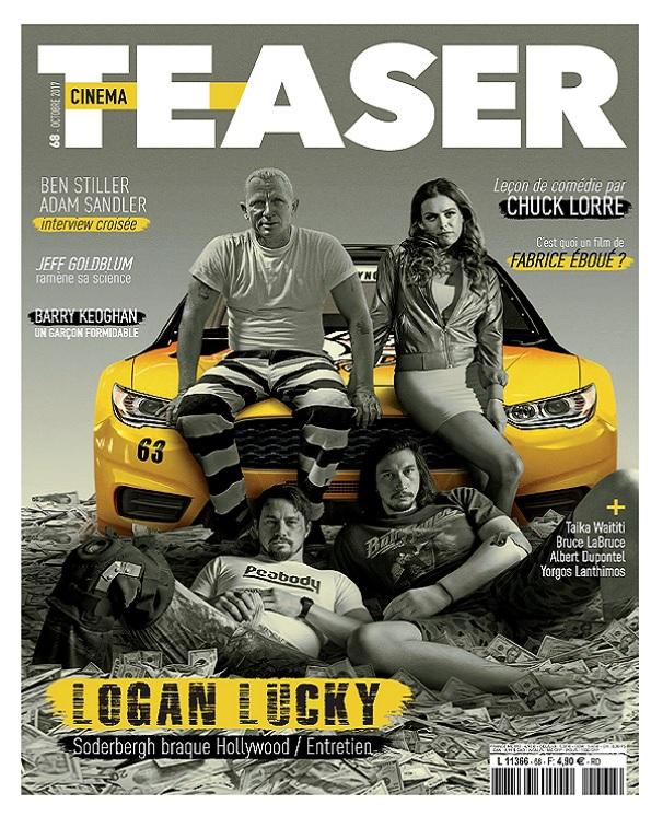 télécharger Cinema Teaser N°68 - Octobre 2017