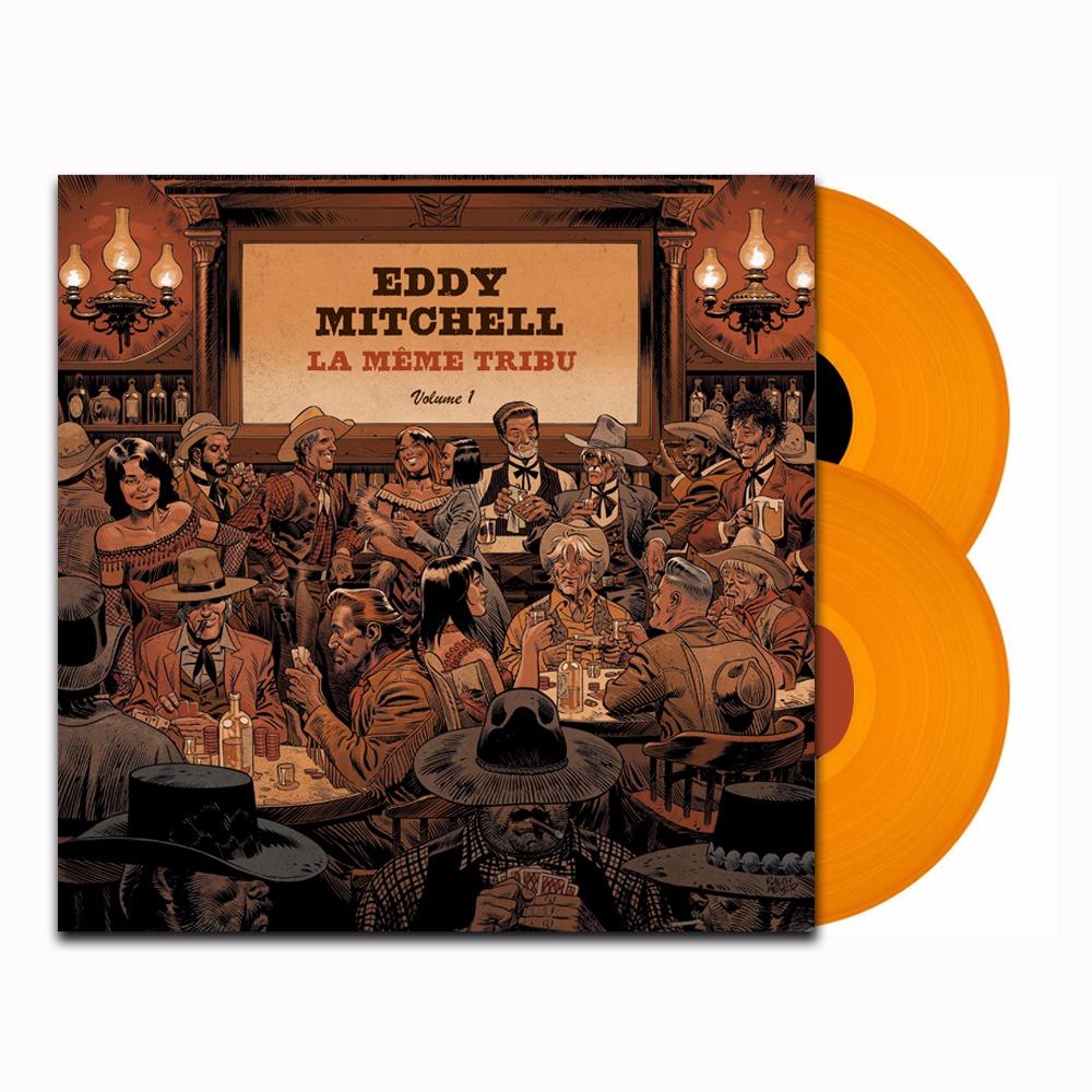 """Eddy Mitchell Sortie Album """"La Même Tribu""""  171005021438655695"""