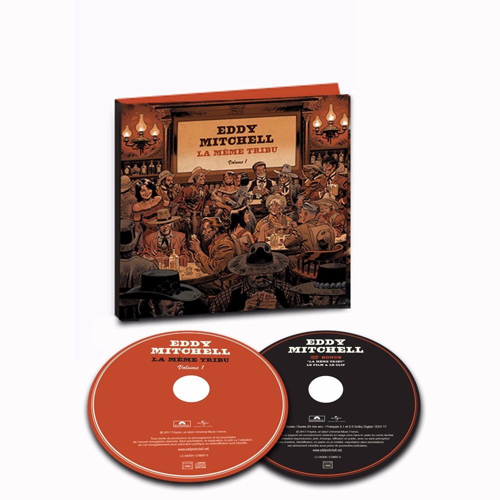 """Eddy Mitchell Sortie Album """"La Même Tribu""""  171005021443908711"""