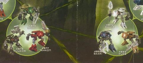 Les prototypes des générations Bionicle 171005025835808302