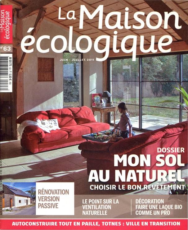 télécharger La Maison Écologique N°63