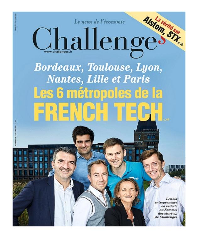télécharger Challenges N°536 Du 5 au 11 Octobre 2017