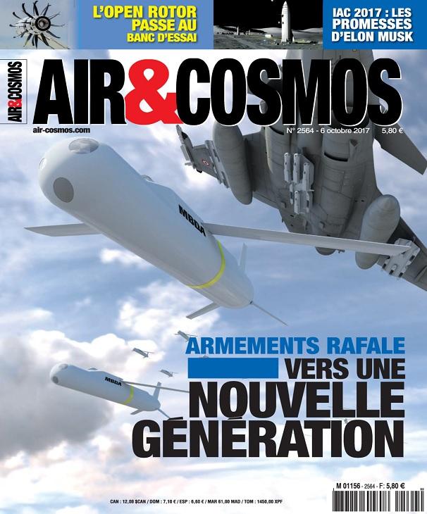 télécharger Air et Cosmos N°2564 Du 6 Octobre 2017