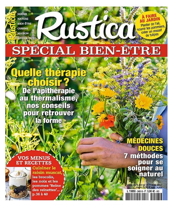 télécharger Rustica N°2493 Du 6 au 12 Octobre 2017