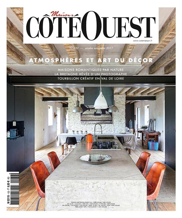 télécharger Maisons Côté Ouest N°132 - Octobre-Novembre 2017