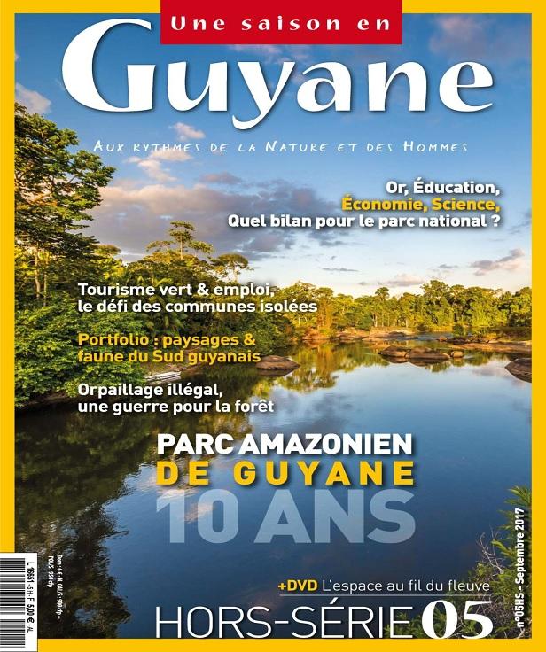 Une Saison en Guyane Hors Série N°5 - Septembre 2017