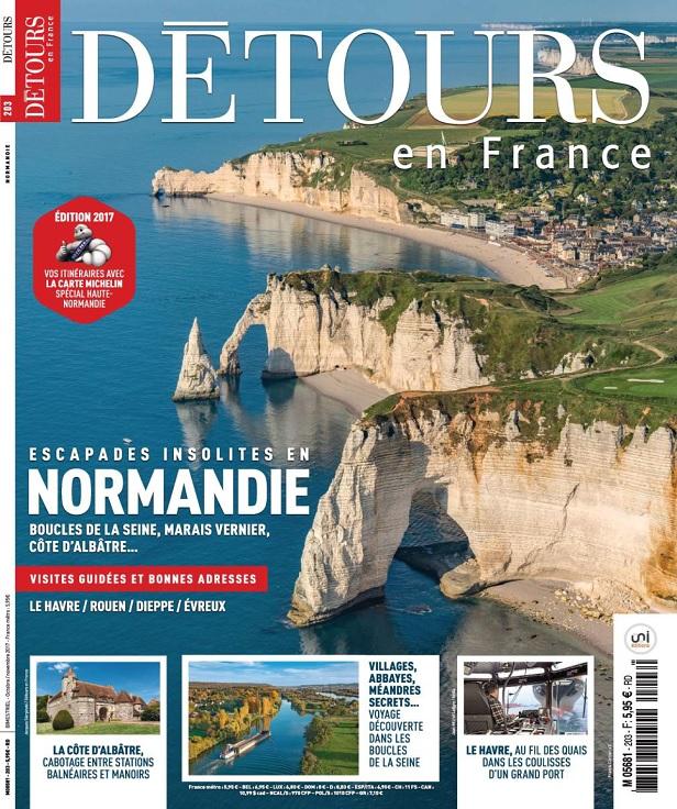 télécharger Détours En France N°203 - Octobre-Novembre 2017