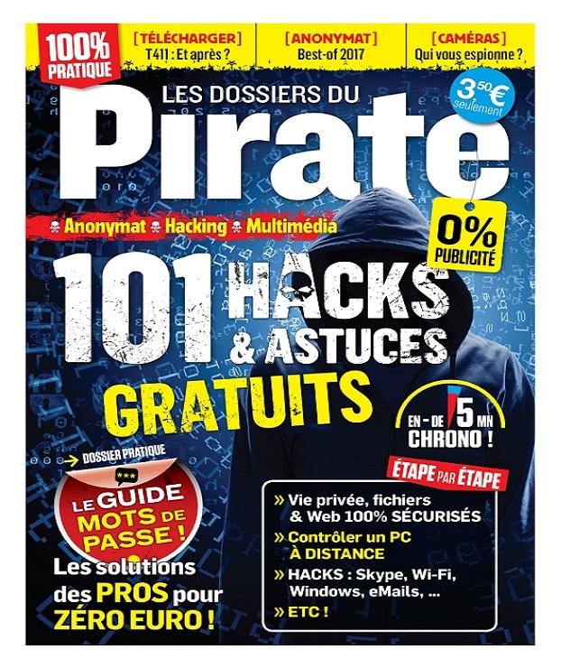 télécharger Les Dossiers Du Pirate N°12 - Octobre-Décembre 2017