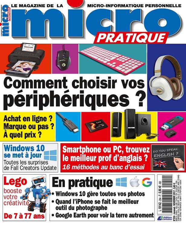 télécharger Micro Pratique N°254 - Novembre 2017