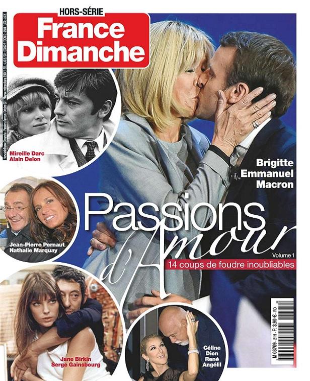 France Dimanche Hors Série N°21 - Octobre 2017