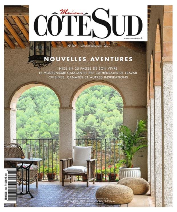 télécharger Maisons Côté Sud N°168 - Octobre-Novembre 2017