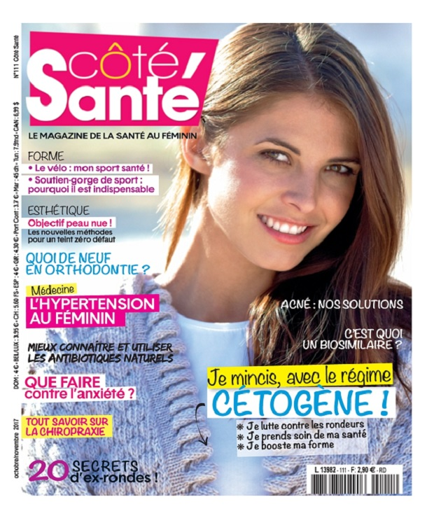 Très Côté Santé N°111 - Octobre-Novembre 2017 » telecharger-magazine  TI57