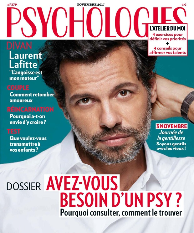 télécharger Psychologies N°379 - Novembre 2017