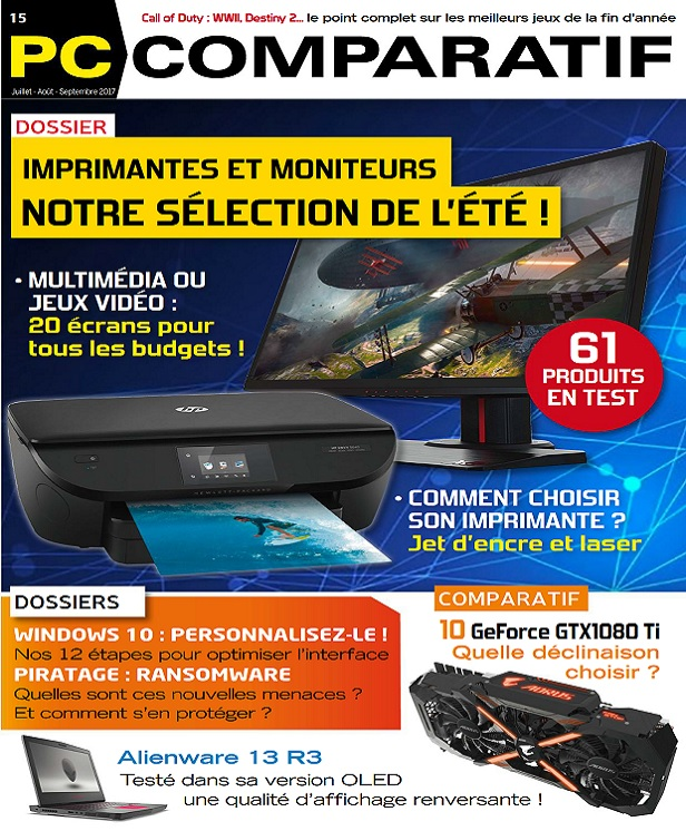 télécharger PC Comparatif N°15 - Été 2017