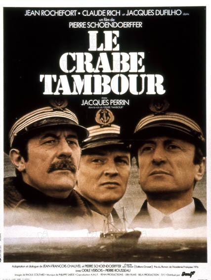 Le Crabe Tambour   de Pierre Schoendoerffer  1977