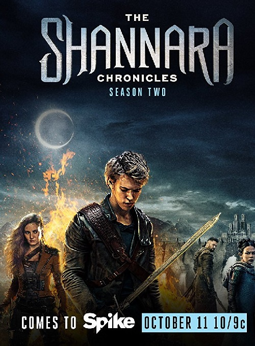 Kroniki Shannary / The Shannara Chronicles (2017) {Sezon 02} PLSUBBED.720p.AMZN.WEB.DL.XviD.AC3-AX2 / Napisy PL