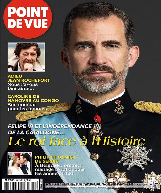 Point De Vue N°3612 Du 11 Octobre 2017