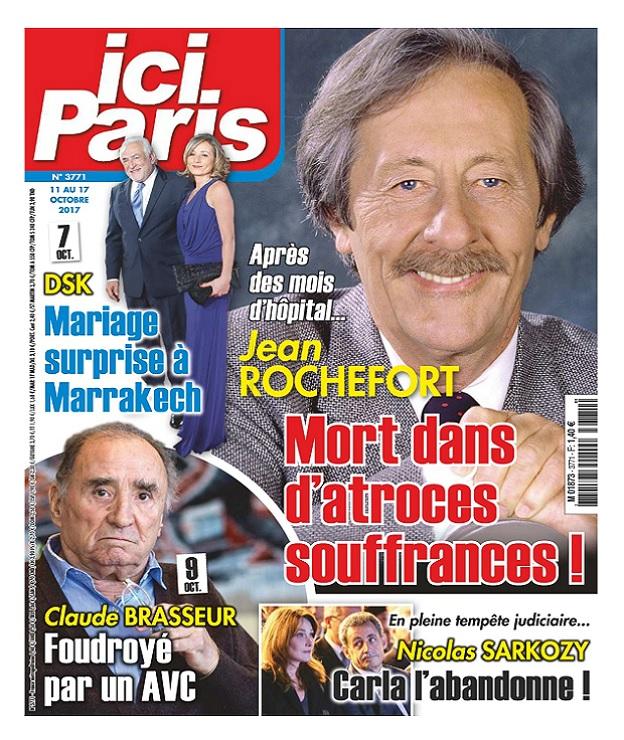 télécharger Ici Paris N°3771 Du 11 au 17 Octobre 2017