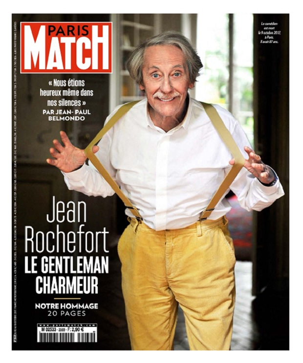Paris Match N°3569 Du 12 au 18 Octobre 2017