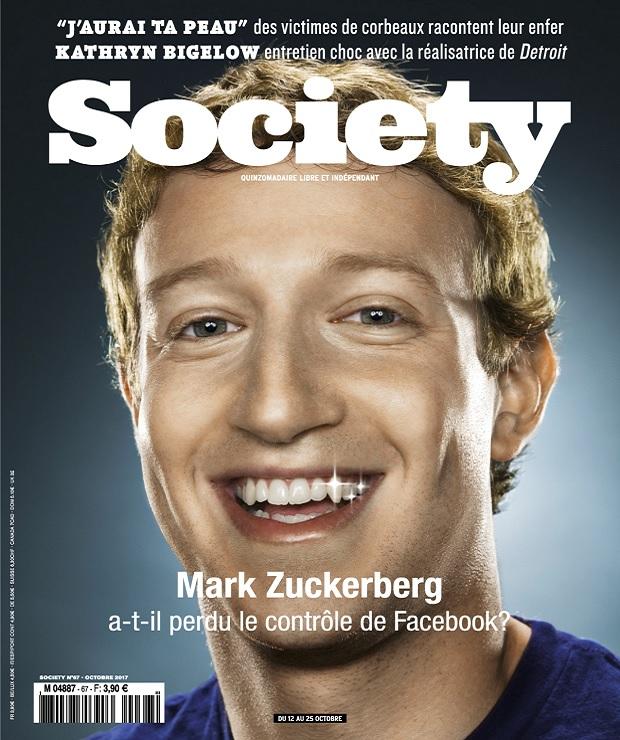 télécharger Society N°67 Du 12 Octobre 2017