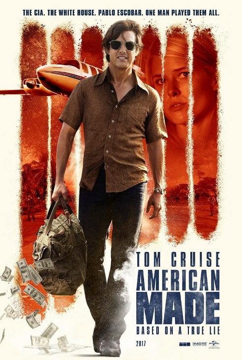 Barry Seal: Król przemytu / American Made (2017) PL.BDRip.XviD-KiT / Lektor PL