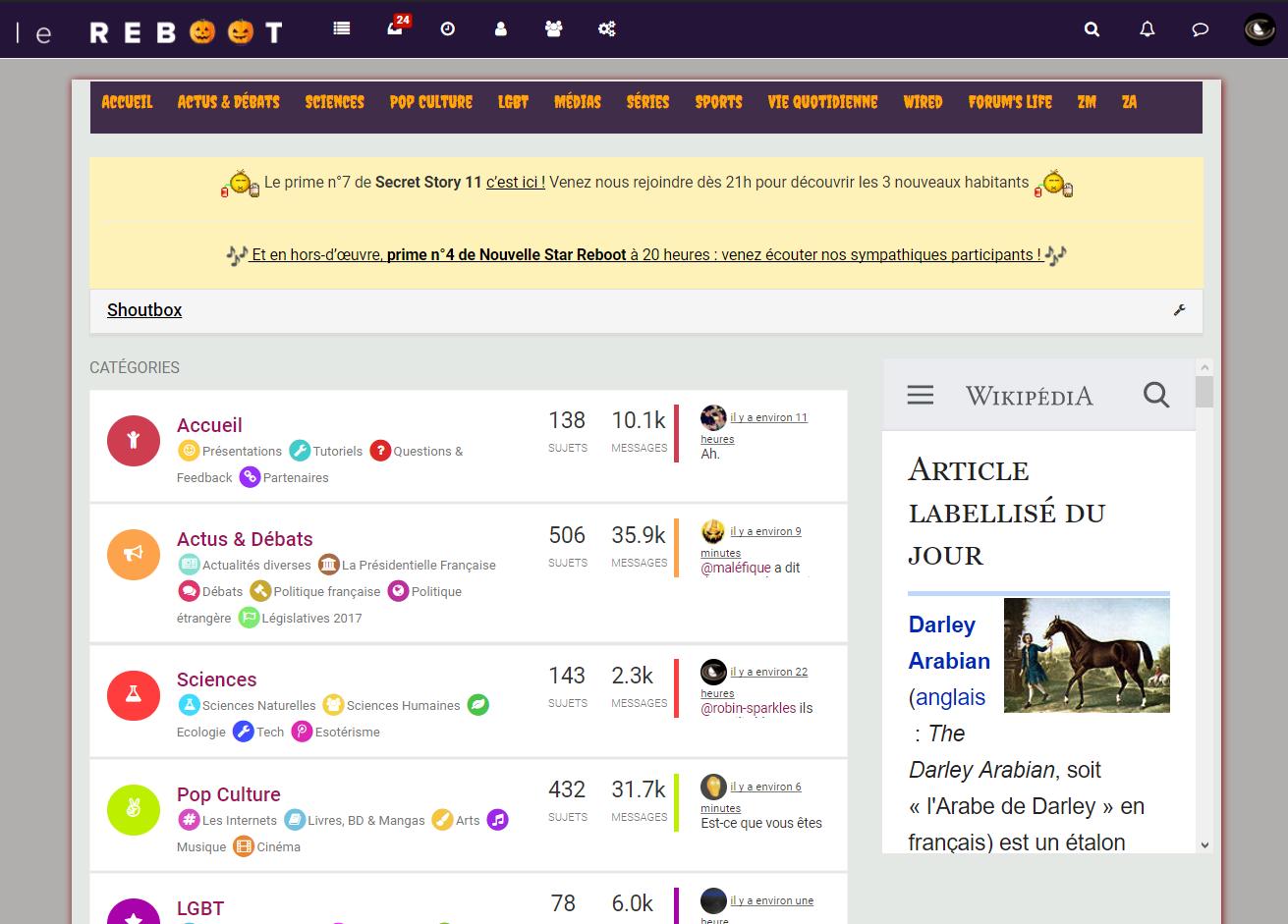 Forum de discussions : le Reboot - Page 2 171012084147427927