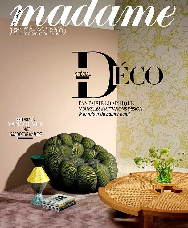télécharger Madame Figaro Du 13 Octobre 2017