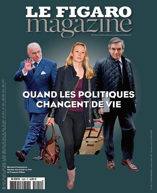 télécharger Le Figaro Magazine Du 13 Octobre 2017