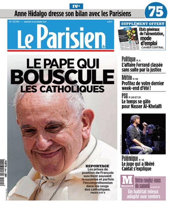 télécharger Le Parisien Du Samedi 14 Octobre 2017