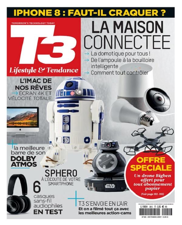 télécharger T3 High-Tech Magazine N°20 - Octobre 2017