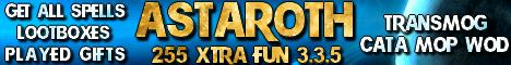 ASTAROTH - 255 XTRA FUN 3.3.5