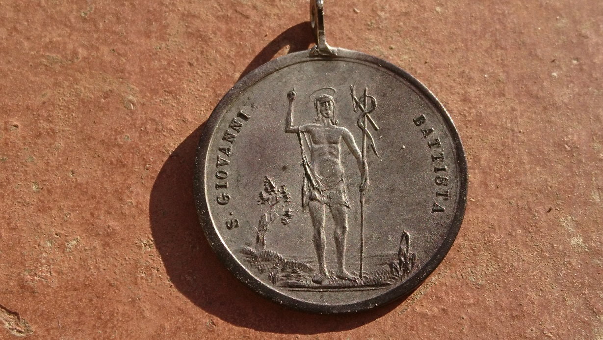 Santa Faz de Lucca / San Juan Bautista, S. XVIII. (R.M. SXVIII-C144) 171014085136612731