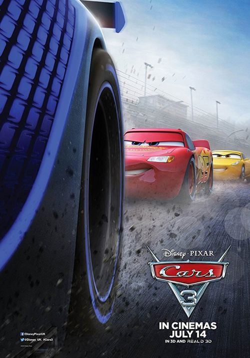 Auta 3 / Cars 3 (2017) PLDUB.480p.WEB-DL.XviD.AC3-KiT / Dubbing PL