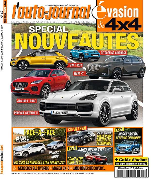 télécharger L'Auto-Journal 4x4 N°82 - Octobre-Décembre 2017