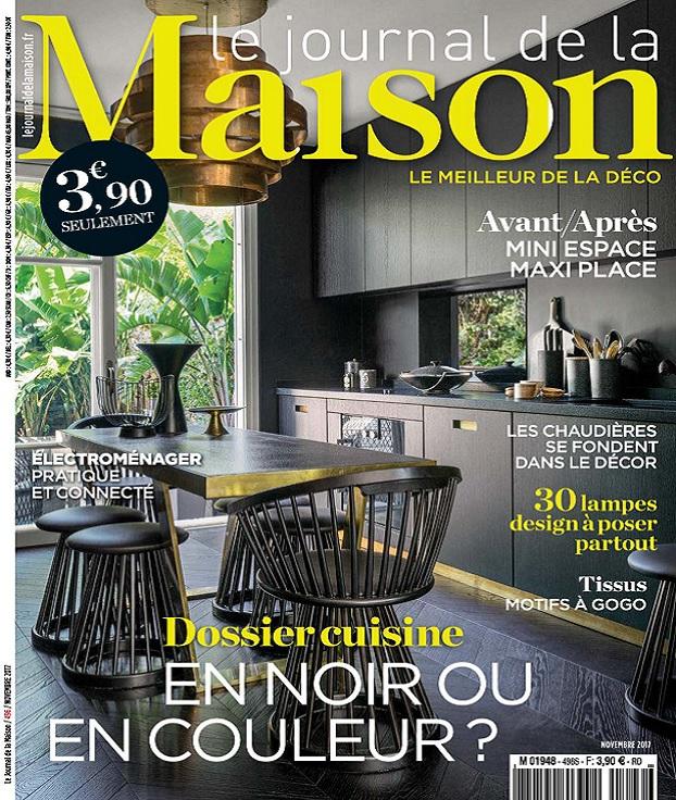 télécharger Le Journal De La Maison N°496 - Novembre 2017