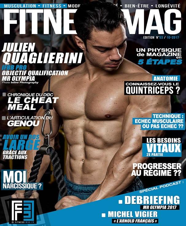 télécharger Fitness Mag N°53 - Octobre 2017