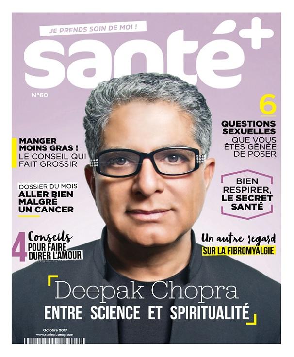 télécharger Santé+ N°60 - Octobre 2017