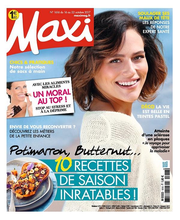 télécharger Maxi N°1616 Du 16 Au 22 Octobre 2017