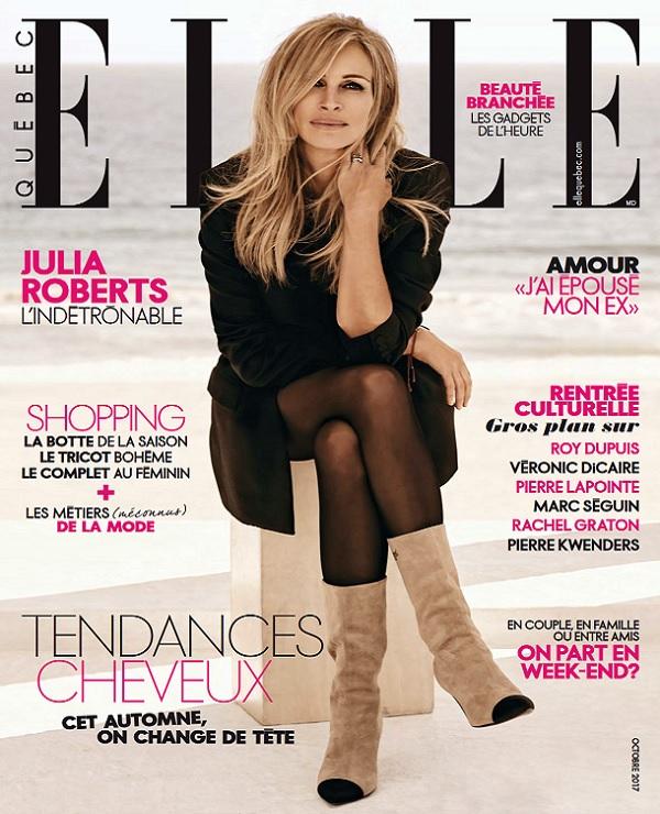 Elle Québec - Octobre 2017
