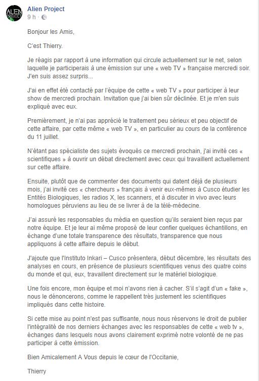 Que valent les affirmations de Thierry Jamin? - Page 38 171016091727274010