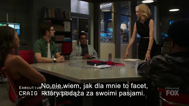 Ghosted (2017) {Sezon 01}